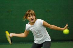 Hráči TK Slovan - dievčatá